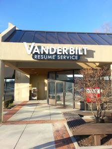 Vanderbilt-Knoxville-Office Outside Sign